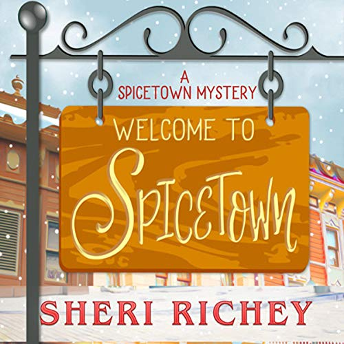 Welcome to Spicetown  By  cover art