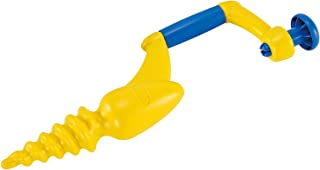 Hape Sand Driller Beach Toy in Yellow