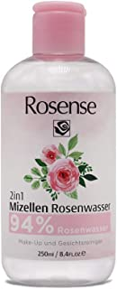 Rosense Mizellen Rosenwasser 250 ml
