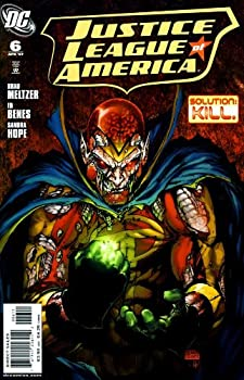 Comic Justice League of America #6 Turner Cover (Solution Kill, Vol.2) Book