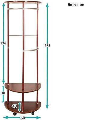 Amazon.com: HGXC Coat Rack, Floor Bedroom Hanger Hanger ...