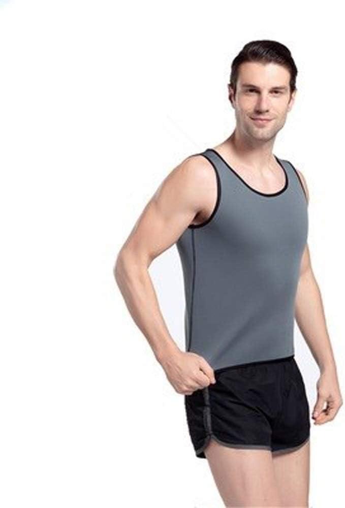 Max 62% OFF LUFEIAMZ Neoprene Shirt Slimming Vest Sweati Sauna Shapewear Men Rare