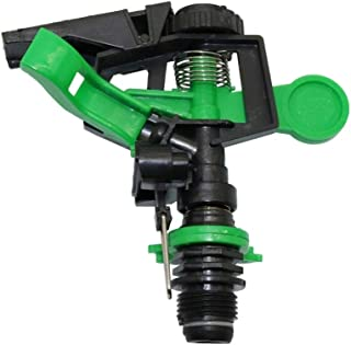SHUOYUE 360 Angle Rotating Sprinkler With 1/2 Inch Male Thread Agriculture Lawn Watering Garden Irrigation 1 Pcs