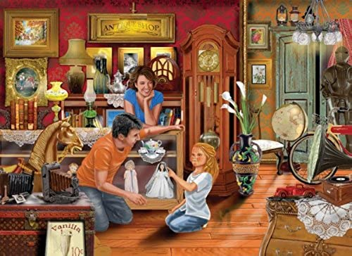 The Curiosity Shoppe