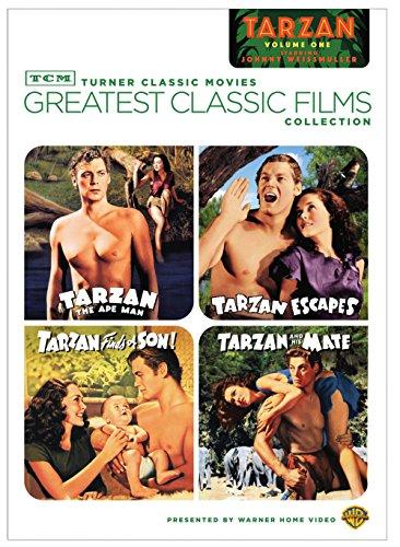 Greatest classic Films Collection: Tarzan - Volume one (Tarzan the Ape Man / Tarzan Escapes / Tarzan Finds a Son! / Tarzan and His Mate)