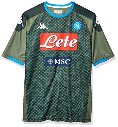 SSC Napoli 2019/2020 Replica Auswärtstrikot,grün,XXXL