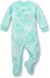 The Children's Place Girls Baby Printed Blanket Sleeper