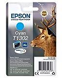 Epson T1302 de tinta Cian extra