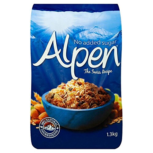 Alpen Céréales et Muesli