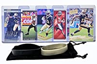 Michael Thomas Football Cards (5) Assorted Bundle - New Orleans Saints Trading Card Gift Set