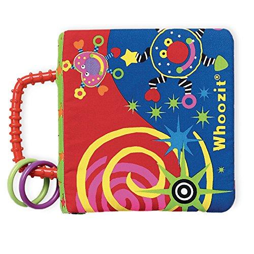 Album en tissu doux Manhattan Toy Whoozit Photo Album pour bébé