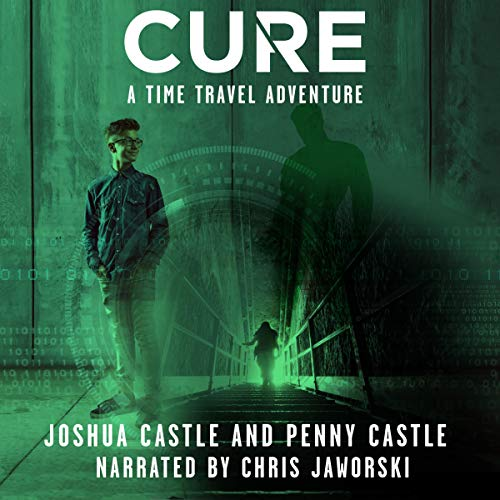 Cure audiobook cover art