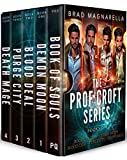 The Prof Croft Series: Books 0-4 (Prof Croft Box Sets Book 1) (English Edition)