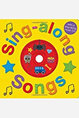 Sing-along Songs with CD: With A Sing-Along Music CD Hardcover