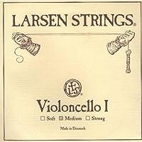 Larsen Cello A String - 4/4 size - Medium Gauge [並行輸入品]