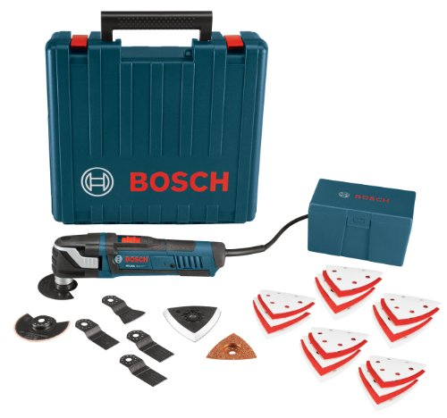 Why Choose Bosch MX30EK-33 Multi-X 3.0 Amp Oscillating Tool Kit with 33 Accessories