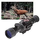 ATN X-Sight-II 3-14x Smart Day/Night Scope w/Full HD Video rec, Smooth Zoom, Bluetooth and Wi-Fi (Streaming, Gallery & Controls)