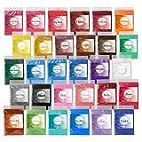 Wtrcsv Epoxidharz Farbe metallic 150g(30er×5g), Mica Powder Epoxy Resin Farbe Farben Pigment...