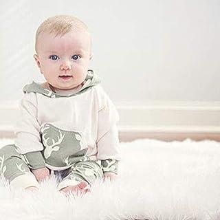 Midbeauty Family Spring Newborn Cotton Jumpsuit Romper Bodysuit Onesies Infant Boy Girl Clothes