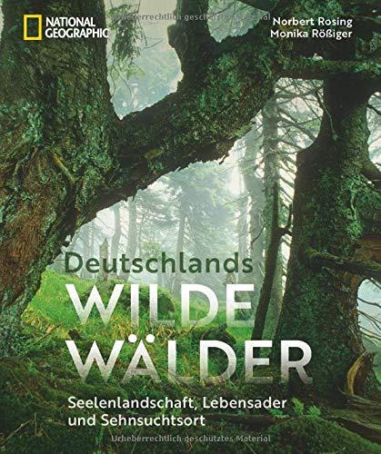 Bildband: Deutschlands wilde Wälder. Seelenlandschaft, Lebensader und Sehnsuchtsort. Norbert Rosings stimmungsvolle Fotografien sind eine Liebeserklärung an Deutschlands wunderbare Waldwelten.