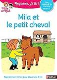 Mila et le petit cheval - Lecture CP Niveau 1 - Regarde je lis ! - Dès 5 ans (21)
