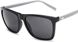 PADQ - Gafas de Sol para Hombre, Gafas de Sol para Hombre, Gafas de Sol clásicas para Conducir, Viajes, Pesca, Gafas de Sol clásicas