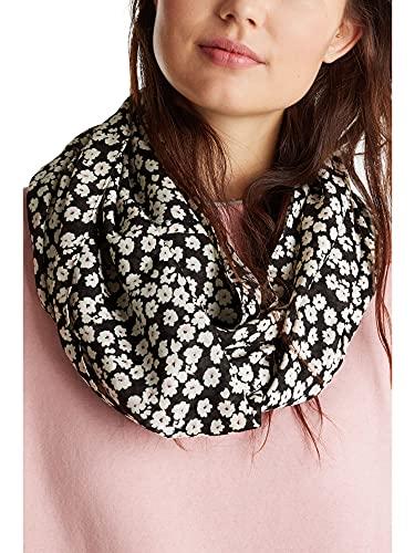 ESPRIT Recycelt: Loop-Schal mit Print