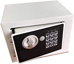 Steel Safe Protect Money, Jewelry, Passports-for Home Or Business Small Steel Digital Cabinet Safe with Keypad Lock for St...