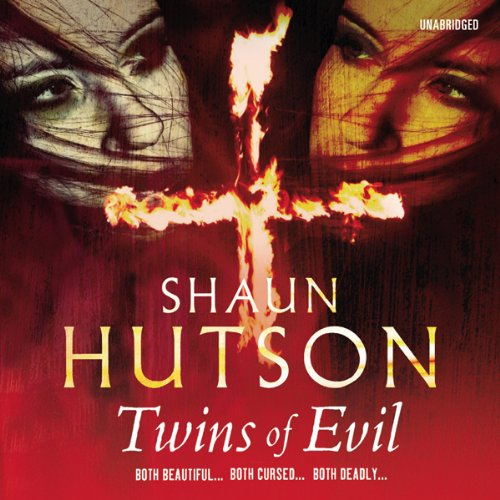 Twins of Evil audiobook cover art