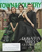 Town and Country 2019 October - Cover: Downton Abbey's Grand Return