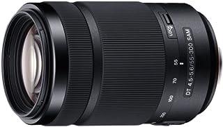 ソニー SONY 望遠ズームレンズ DT 55-300mm F4.5-5.6 SAM APS-Cフォーマット専用