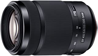 Sony DT 55-300mm F4.5-5.6 SAM SAL55300 - International Version (No Warranty)