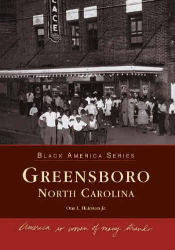 Greensboro   (NC)  (Black America Series)