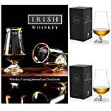 The Official Túath Irish Whiskey Glass - The Whiskey Tasting Glass from Ireland (Set of 2) - Bundle...
