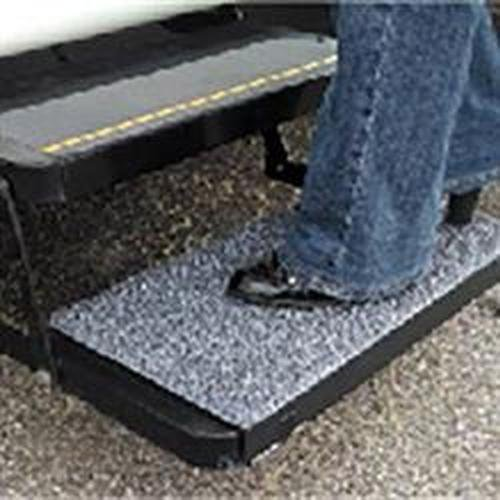 Safety Step SA11-00 Sand Away Step Rug Charcoal