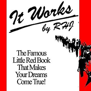 It Works: The Famous Little Red Book That Makes Your Dreams Come True! audiobook cover art