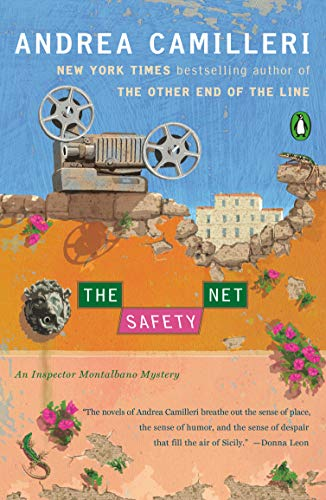 The Safety Net (Inspector Montalbano Mysteries Book 25)