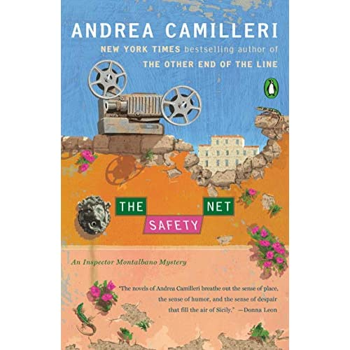 The Safety Net (Inspector Montalbano Mysteries Book 25) (English Edition)