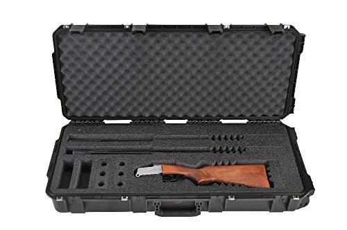 SKB 3i-3614-CB Injection-Molded Custom Breakdown Shotgun...