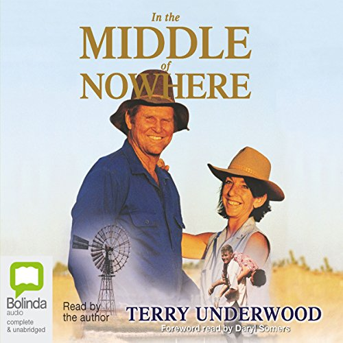 In the Middle of Nowhere audiobook cover art