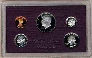 1984 U.S. Mint Proof Set