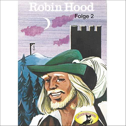 Robin Hood 2 audiobook cover art