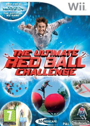 The Ultimate Red Ball Challenge - BBC