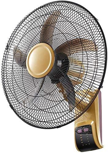 Draagbare ventilator Huishoudelijke Ruimtebesparend Muur Fans/Remote Control horeca elektrische ventilator/Public Places Praktische schudde zijn hoofd Wandventilator 18 Inch fan cooler