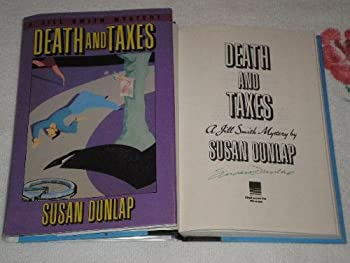 Hardcover Death and Taxes Book
