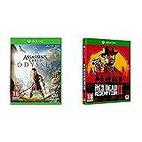 Ubisoft Spain Assassins Creed Odyssey Xbox one, Edicion Estandar + ROCKSTAR GAMES Red Dead Redemption 2 (Xbox One)