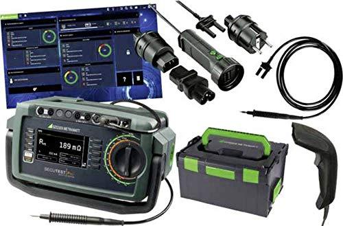 Gossen Metrawatt ProfiPaket SECUTEST PRO IQ Gerätetester kalibriert (DAkkS-akkreditiertes Labor)
