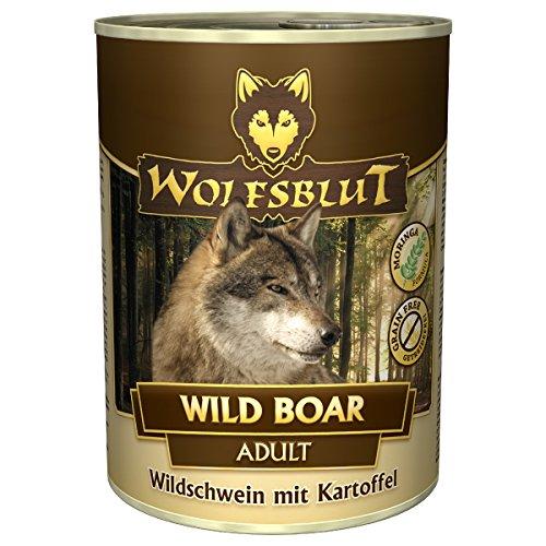 Wolfsblut Wild Boar 200gr- Lode 6 unidades