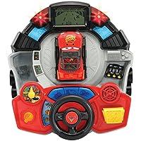 VTech Simulador de conducción, Puesta a Punto Rayo Mcqueen Cars 3 (3480-197122)
