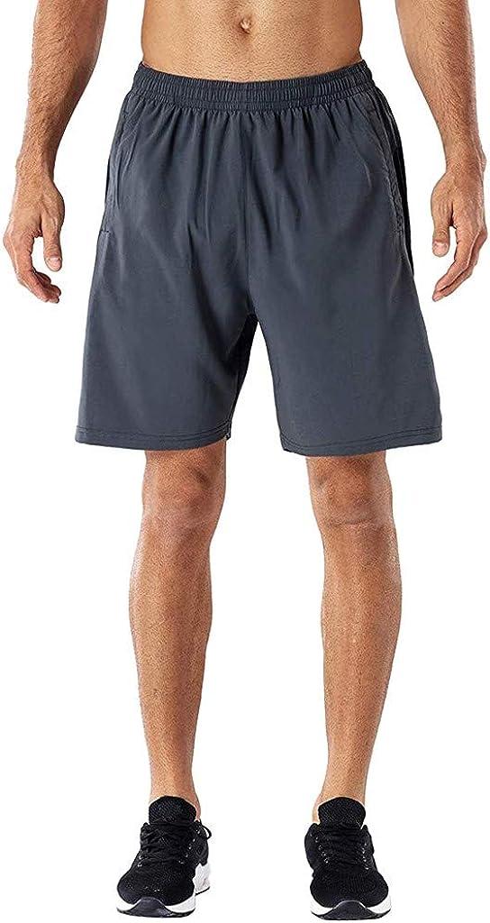Ultra-Cheap Deals iHHAPY Men's Max 66% OFF Loose Shorts Casual Short So Jersey Athletic